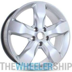 Set Of 4 New 20 Replacement Wheels Jeep Grand Cherokee 2011 2012 2013 Rim 9107