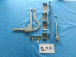 Codman Aesculap V Mueller Surgical Tower Laminectomy Retractor Set