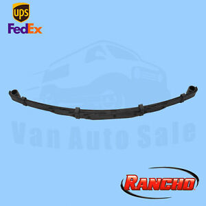 Lift Kit Component Rancho Rear For 1996 Jeep Cherokee Classic 4wd