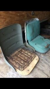 Scta Military Seats 2 As Used On David Stacey s 32 Roadster