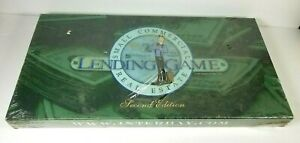 Small Commercial Real Estate Lending Board Game Interbay 2003 $29.95