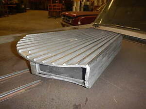 Gasser 2x4 Air Cleaner 1960 S Finned Ford Shelby Mustang 427 Holman Moody Look
