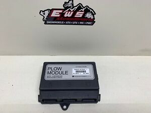 Fisher Western Snow Ex Plow Control Module 52292 1 New