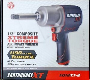 New Tool 1 2 In Composite Torque Air Impact Wrench Gun 1190 Lbs