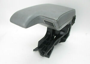 Bmw E46 3 Series 325i 330i Center Console Arm Rest Lid Top Pad Cover Gray 99 06