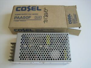 New Cosel Power Supply Paa50f 15 Universal Input Voltage 52 5w 3 5a 15v Output