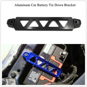 Auto Car Battery Locking Bracket Battery Clamp Holding Bolt Tie Down Retainer