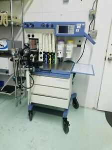 Drager Narkomed Gs Anesthesia Machine With 2 Vaporizers