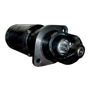 181541m91 Starter Fits Massey Ferguson 35 To20 To30 To35