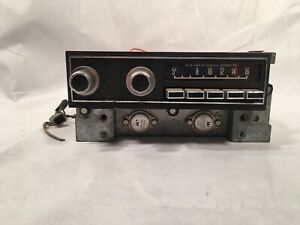 Antique Vintage Chrysler Motorola Car Radio Solid State Philips For Parts
