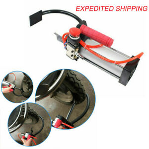 Pneumatic Tyre Changer Motorcycle Electric Car Pneumatic Tire Clamp Charger