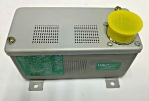 Leach Corp Aerospace Relay Light Dimmer And Tester 3 Amp 16 Pst 9269 1011