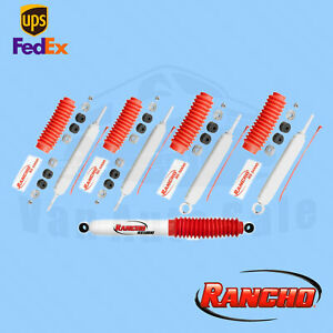 90 94 Toyota Land Cruiser 4wd 80 Series Rancho Rs5000 Shocks Stabilizer