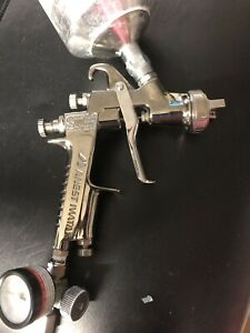 Anest Iwata Lph 400 1 5 Tip Lv4 Hvlp Spray Gun With Cup And Aes Regulator