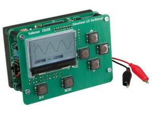 Velleman Edu08 Educational Lcd Oscilloscope Kit