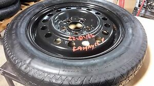 02 03 04 05 06 Toyota Camry Spare Tire Wheel Donut 16
