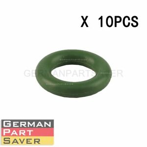 10pcs Fuel Injector O Ring Seal Lower For Mercedes M272 M273 M275 0139979045