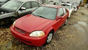 Driver Left Front Seat Track Manual 2dr Fits 98 Civic 279674