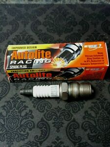 Autolite Ar133 Racing Spark Plugs 8 Pack Drag Racing Nitrous Promod Supercharger