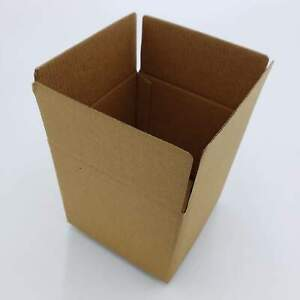 100 5x5x5 Corrugated Cardboard Shipping Mailing Packing Moving Boxes Box Carton
