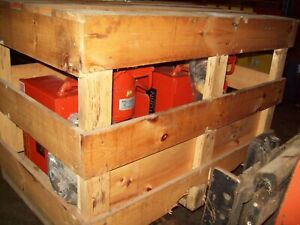 Saturn Power Trolleys For Overhead Crane New