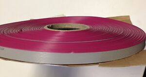 Flat Cable 12 Pin 12 Wires Idc Ribbon Roll 250 Ft Long 15mm Wide