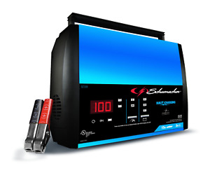 Ship And Shore Speed Battery Charger Car Boat Rv Truck Auto Farm Agm Garage Tool