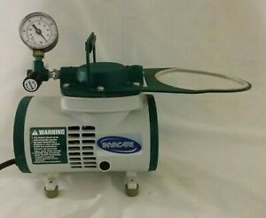Invacare Medical Dental Heavy duty Suction Aspirator Machine Irc1135 Works B