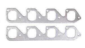 Remflex Small Block Fits Ford Graphite Exhaust Manifold header Gasket P n 3007