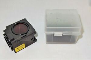 Nikon Green G 1b Fluorescent Microscope Filter Cube For E400 600 Te200 300