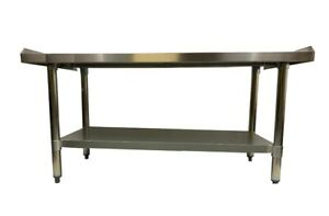 Commercial Stainless Steel Equipment Grill Stand 24 X 30 Nsf