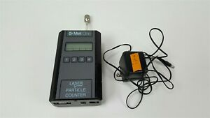 Met One Handheld Laser Particle Counter 227b 227b 3 1 Clean Room Sensor
