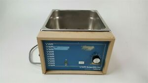 Vwr Sceintific Univar Heated Water Bath Lab Equipment No Lid