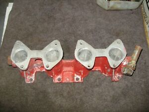 Vauxhall Opel 1 4 1 6 Manifold Weber Dellorto Dcoe Dhla Used