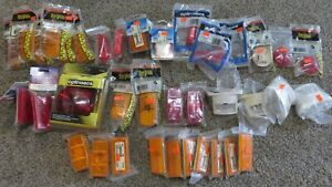 27x Amber Red Trailer Clearance Side Marker Light