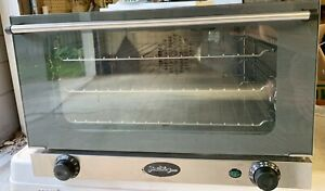Cadco Unox Ov 350 Countertop Commercial Electric Convection Oven Broil King