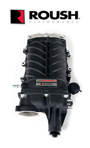 2018 2020 Ford Mustang 5 0l Phase 1 Supercharger Kit 700hp Roush 422090