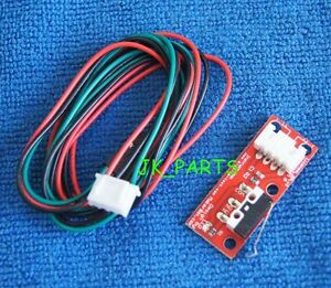5x Mechanical Endstop End Stop Limit Switch cable For Cnc 3d Printer Ramps 1 4