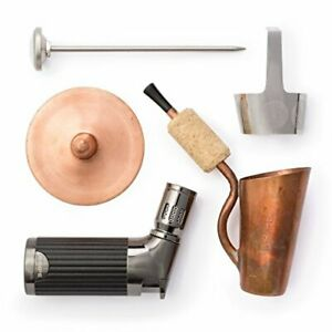 Bripe Coffee Brew Pipe Kit Portable Outdoor Coffee Torch Lighter Included