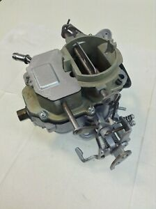 Carter Bbd Carburetor 1978 1979 Chrysler Dodge Plymouth 225 Engines