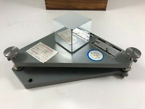 Optical Cube And Mounting Base Optical Tooling