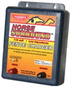 Parmak Precision Hs 100 110v Horse Surround Low Impedance Electric Fence Charger