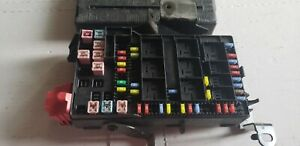 05 06 07 Ford Super Duty Truck F250 F350 Fuse Block Junction Box 6c3t 14a067 bd