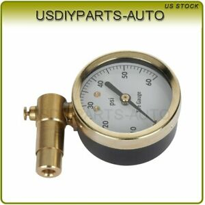 0 60 Psi Digital Tire Inflator With Pressure Gauge Air Chuck For Truck car