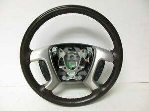 Cadillac Escalade Steering Wheel Normal Wear 2007 2008