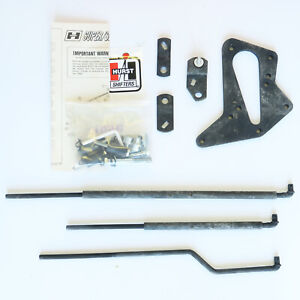 Hurst Ford 4 Speed Top Loader Original Super Shifter Linkage Kit New