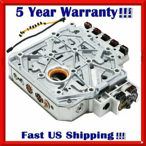 Transmission Valve Body Auto Fit For 1999 05 Vw Mk4 Beetle Jetta Golf 01m325283a