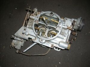 1960 1962 Cadillac Carter C4 Afb Carburetor 3253s May Fit Other Years