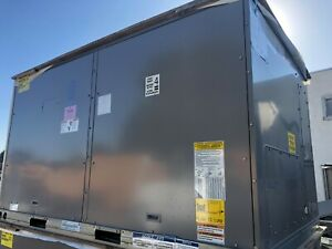 Carrier 8 5 Ton Rtu Cooling Only Package Unit W economizer 208 230v 3 ph Ac 50tc