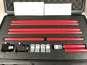 Brunson 803 c Invar Scale Extension Kit Optical Tooling